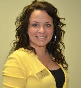 Melissa Hoover, TEFAP and Kids Cafe® Coordinator