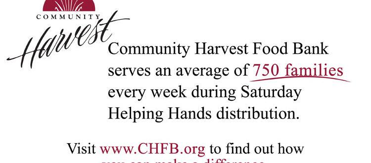 Saturday Helping Hands