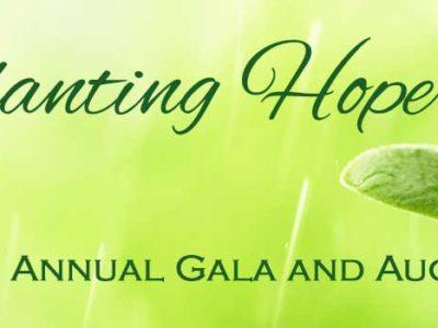 2017 Gala - Planting Hope